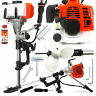 OUTBOARD ENGINE 5.2 HP 2 STROKE MOTOR LIGHT INFLATABLE FISHING ENGINE