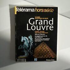 Grand Louvre Télérama hors série novembre 1993