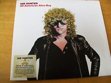 IAN HUNTER ALL AMERICAN ALIEN BOY CD MINT- REMASTERED DIGIPACK (MOTT THE HOOPLE)