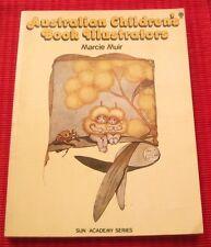 AUSTRALIAN CHILDREN'S BOOK ILLUSTRATORS ~ Marcie Muir