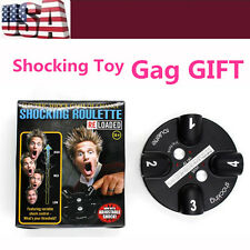 Electric Shock Shocking Toy Roulette Shot Party Drinking Game Trick Gag Gift USA