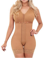 Sonryse 086 Women Slimming Bra Shapewear Body Shaper L Fajas Colombianas Mocha
