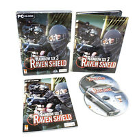 Rainbow Six 3 Raven Shield for PC CD-ROM by Ubisoft, 2003