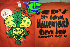 5XL The Great Milenko Shirt Hallowicked Insane Clown Posse ICP XXXXXL NEW jersey