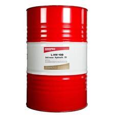 SINOPEC AW 100 HYDRAULIC OIL FLUID (ISO VG 100, SAE 30) - 55 GALLON DRUM
