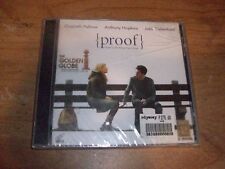 Proof Based On The Pulitzer Winner (VCD Movie 2006 Video CD) Gwyneth Paltrow NEW
