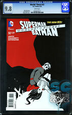 WORLD'S FINEST #32 - CGC 9.8 - DEATH OF LOIS LANE - FINAL ISSUE - FIRST PRINT
