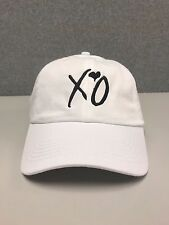 XO classic logo DAD CAP HAT (slide buckle) the weeknd meme new supreme fashion