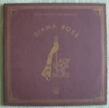 """Diana Ross """"Lady Sings The Blues"""" LP ~ w/Photo  Booklet"""