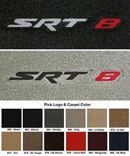 Lloyd Mats Jeep Grand Cherokee SRT8 Velourtex Front Floor Mats (2006 & Up)