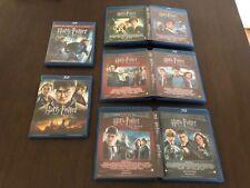 Harry Potter. Pack con las 8 películas (español) BLURAY