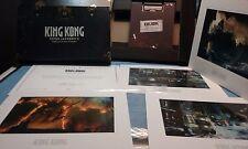 King Kong: Peter Jackson's Production Diaries (2 DVD, 2005, Gift Set