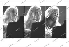 Gregg Allman Brothers 3-FRAME LTD ED 1980 LIVE PHOTO SEQUENCE From Orig Negative