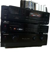 PIONEER A-400 Amplifier Amp Super Linear Circuit A400 With Tape And Tuner