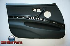 BMW E90 E91 & LCi Front Right Fabric Door Card Anthracite 51418036045