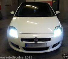 KIT XENON AUTO H1 6000K CANBUS 55W SPECIFICO x FIAT BRAVO LENTICOLARE BIANCO