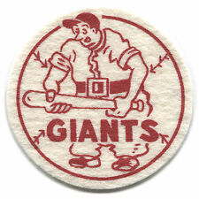 """1954 NEW YORK GIANTS MLB BASEBALL BEST AND CO. VINTAGE 2.5"""" TEAM LOGO PATCH"""