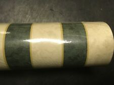 Graham and Brown 25147 Imperial Wallpaper, Cream, Green and Gold Marbled texture