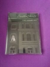 AGATHA CHRISTIE Lord Edgeware Dies  2 Tape Audio Cassettes  Poirot -Tested