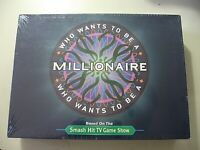 Who Wants to be a Millionaire trivia game from 2000, Brand New and Sealed