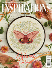 Classic Inspirations Embroidery Magazine - Issue #109 (February'21) inc P&P