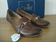 Caprice walking on air 9-24300-32 leather shoes Cognac brown Size 5/38 £75.00