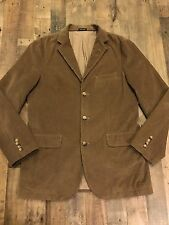 NWT Men's Premium J.Crew Corduroy Jacket / Blazer Size Medium