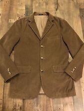 NWT Men's Premium J.Crew Corduroy Jacket / Blazer Size Medium