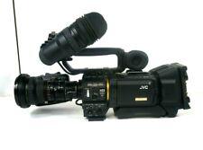JVC Camera Movie GY-HD 200U FUJINON TH16x5.5BRMU Lens, Good working .