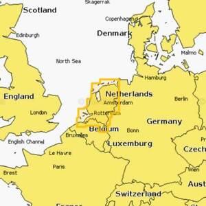 Navionics PLUS Small Seekarte Holland Inland