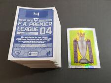 *** Merlin's Premier League 04 Stickers ( 2004 ) ***