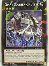Yu-Gi-Oh - 1x Giant Soldier of steel-shatterfoil rare-bp03-Monster League