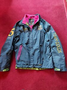 Joules Mary King Jacket Size 16