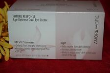 AMOREPACIFIC AMORE PACIFIC FUTURE RESPONSE DUAL EYE CREAM  FULL SIZE NEW  IN BOX
