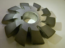 #5-860-005 Involute Gear Cutter 2 Pitch 14-1/2° No.1 Cutter