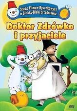 Doktor zdrowko i przyjaciele (DVD) bajki POLSKI POLISH