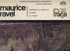 VINYL LP (KLAPPCOVER, SUPRAPHON SUA 10574) MAURICE RAVE
