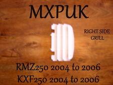 KXF250 Côté Droit Radiateur Grill 04 05 KK140-37001-2RZ KX250F Guard KXF (160)
