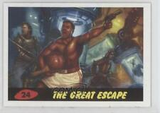 2015 Topps Mars Attacks: Occupation Heritage #24 The Great Escape Card 1j8