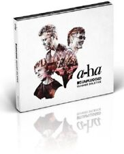 A-HA - MTV UNPLUGGED-SUMMER SOLSTICE (LIMITED BR BUNDLE)  2 CD+BLU-RAY NEW+