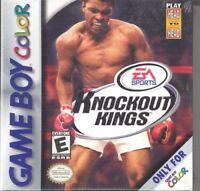 Knockout Kings - Nintendo Game Boy Color