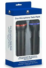 iMP Duo Microphone Twin Pack for PS4 XBOX One Switch and PC Mic NEW