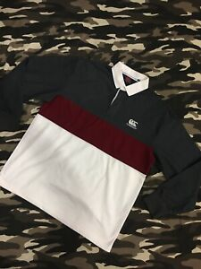 Canterbury Rugby Longsleeve shirt