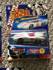 Speed Racer, Speed Hopper Mach 5 Car w/batteries. 1:43 Scale Real Hoppin Action
