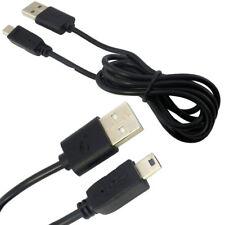 Cavo cavetto mini USB 5 pin AS101 1m per fotocamere canon reflex compatte