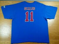 BOBBY SCALES Iowa Cubs Chicago Cubs AAA Minor League Team SGA T-Shirt Men's XL