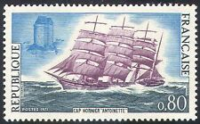France 1971 Cape Horn Barque/Ships/Boats/Nautical/Sailing/Transport 1v (n41786)
