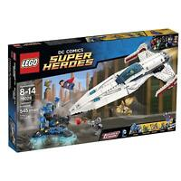 LEGO DC Super Heroes 76028 Superman Darkseid Invasion New in sealed box