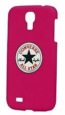Coque de protection CONVERSE ALL STAR ROSE pour Samsung Galaxy S4