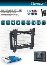 """TV LCD/al plasma Staffa di montaggio a parete chiasma Mirage 42 23"""" -42""""/UK Stock/"""